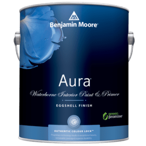 can of aura interior paint