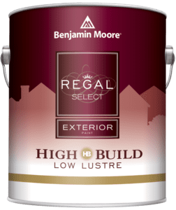 regal select exterior paint can