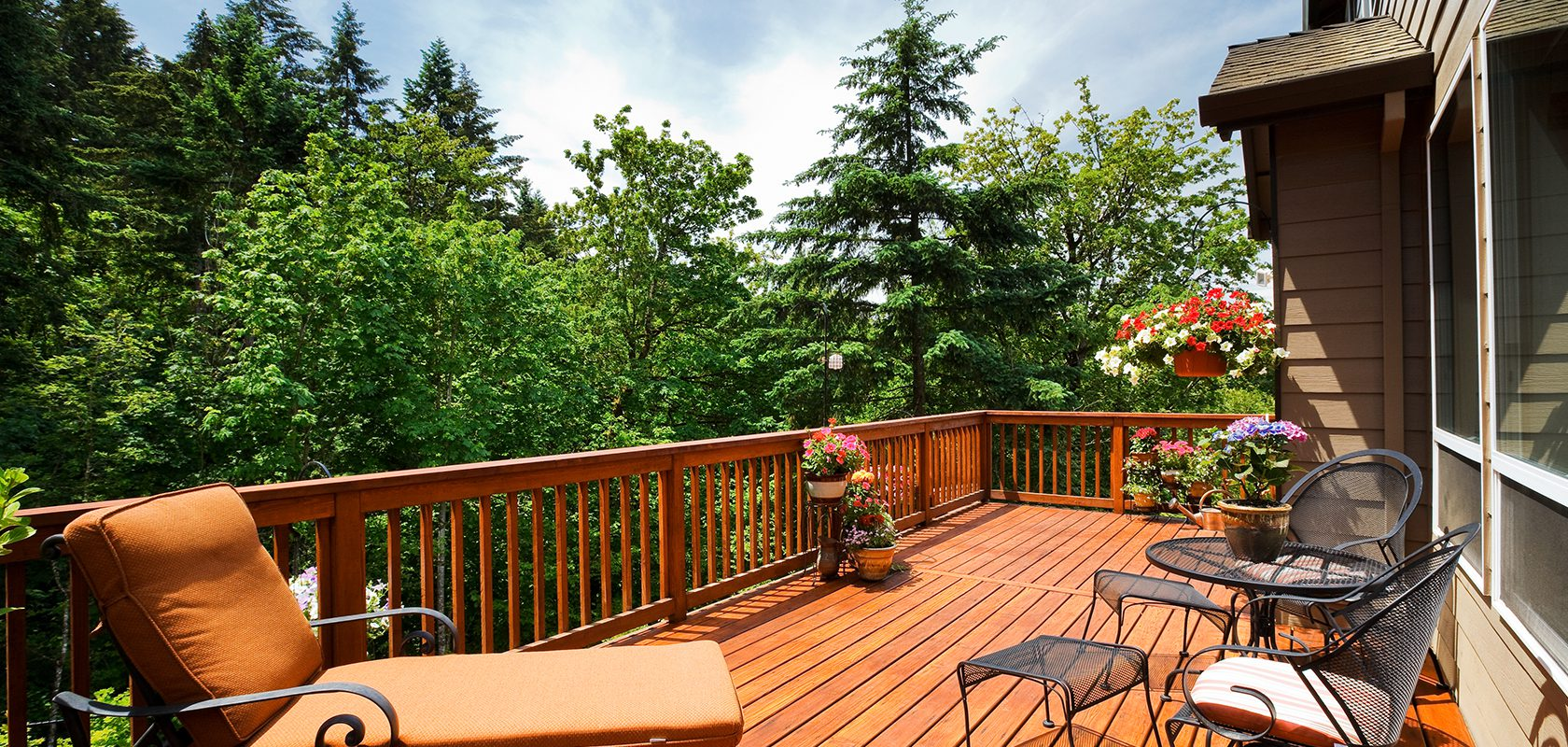 picture of deck