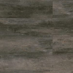 Concrete Gotham City Waterproof Plank Flooring swatch