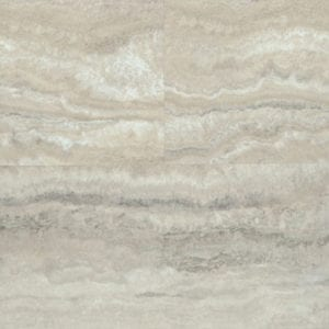 Piazza Travertine Dovetail waterproof tile Floor swatch