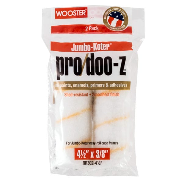 Shed Resistant Mini Paint Roller (ProDoo-Z)