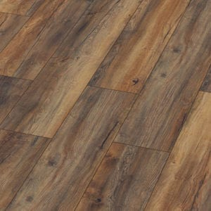 harbour oak laminate flooring swatch