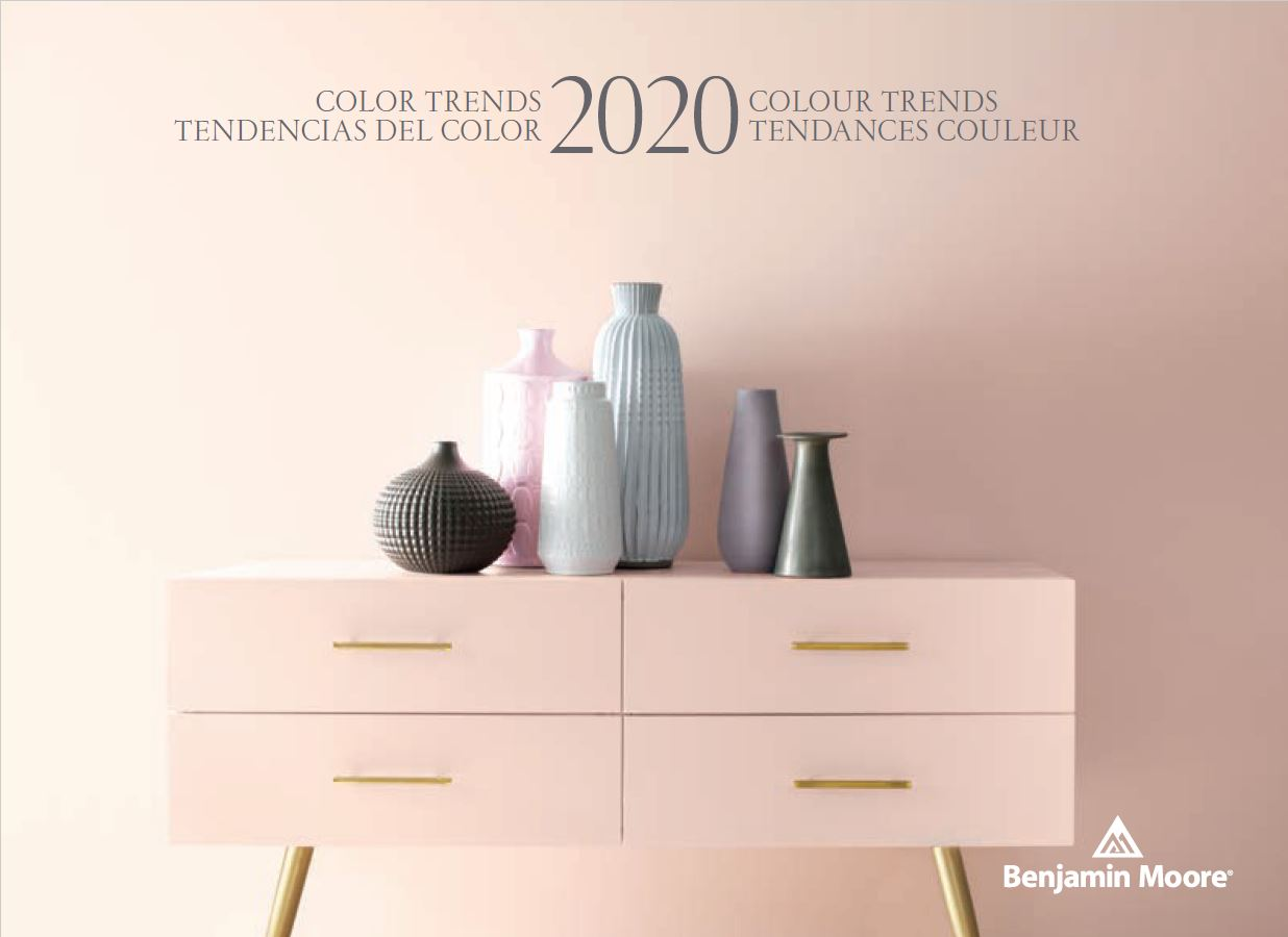 Benjamin Moore colour of the year 2020