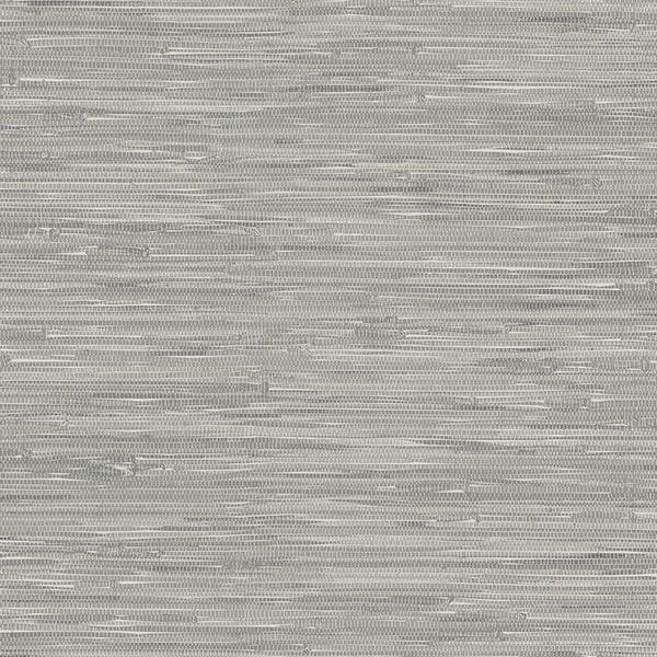 New Trends: Accent Headboard Wall: Peel & Stick wallpaper with a texture: Example: Grasscloth NU2276