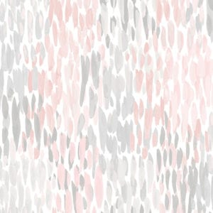 blush make it rain wallpaper swatch