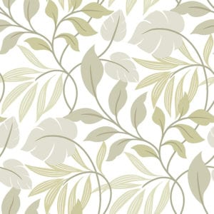 meadow neutral wallpaper swatch