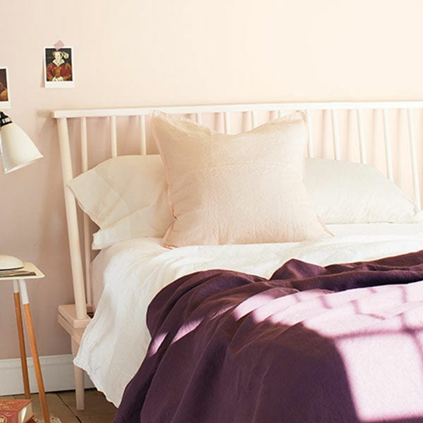Room Scene with Benjamin Moore Colour Trends 2021 Foggy Morning