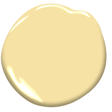 hawthorne yellow paint sample