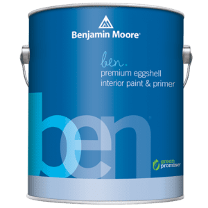 can of ben interior paint