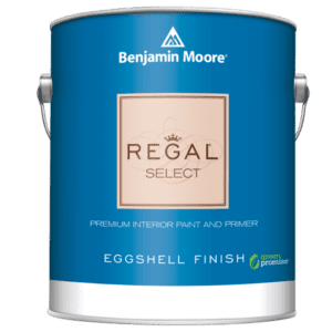 can of regal select paint
