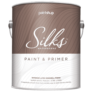 can of silks paint